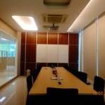 Pemilihan pintu lipat untuk ruang meeting ( Sesuai dengan kebutuhan )