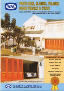 pintu garasi wina